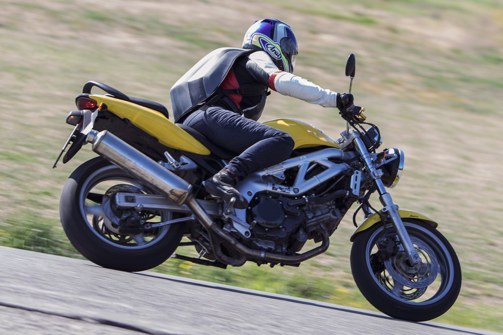 Sv650 Course XL Moto backpack