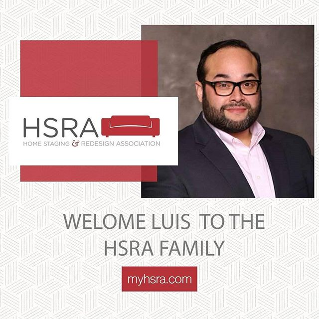 Woohoo! We have a new member of this super awesome fam! Let's welcome Luis G. Santiago 😁 Luis is the managing director at Maison de Campagne in Texas! We're so excited to be a part of your journey!