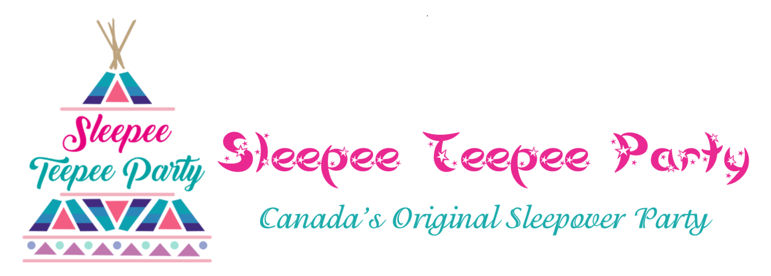 Sleepee Teepee Party