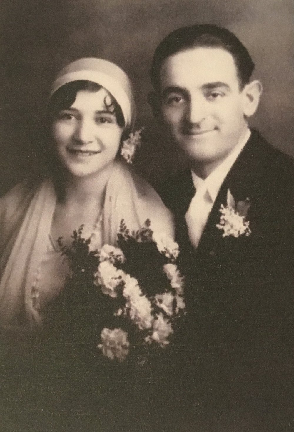 Carolyn and Ulisse Filipponi - 1929