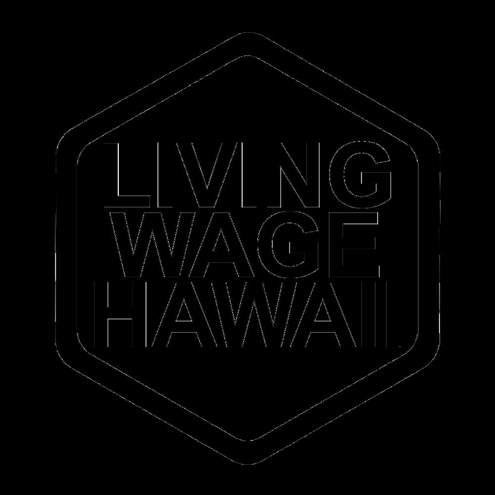 Living Wage Hawaii Logo Black.png