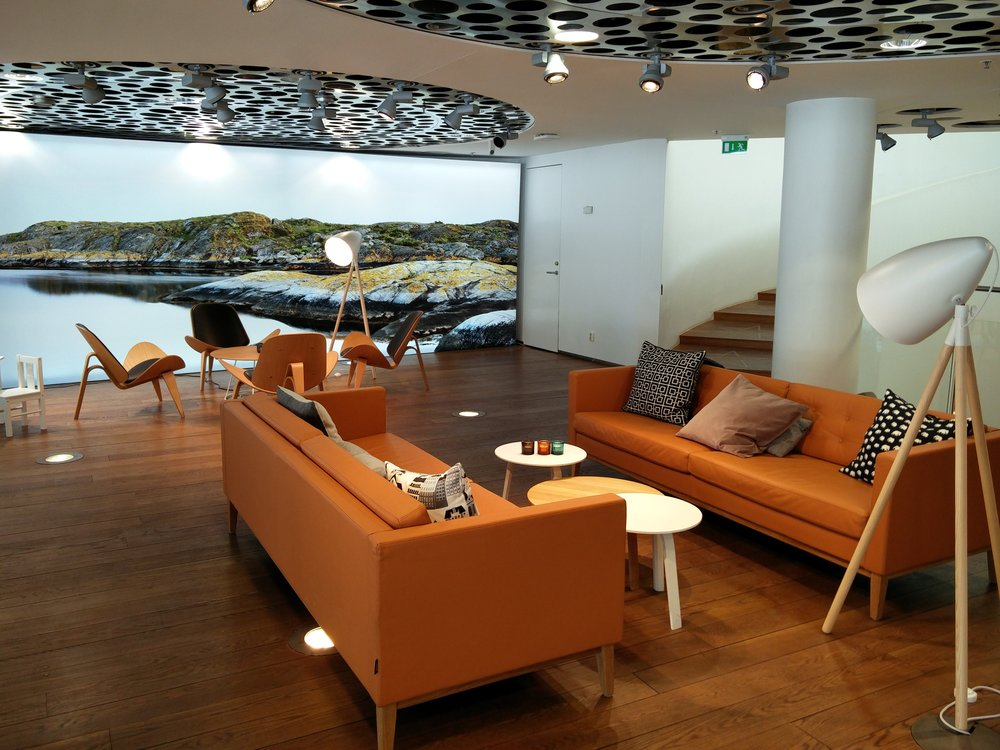 Volvo Cars Showroom, Stockholm Sweden