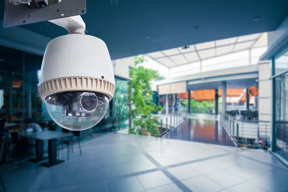 ELECTRONIC SECURITY SYSTEMS - • IP Video Surveillance• Card Access and Biometric Control• Life Safety and Intercom