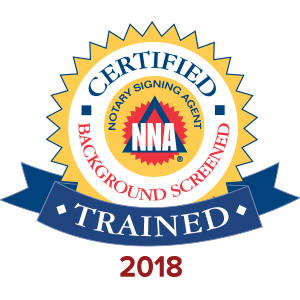 Certified Notary Signing Agent Maryland