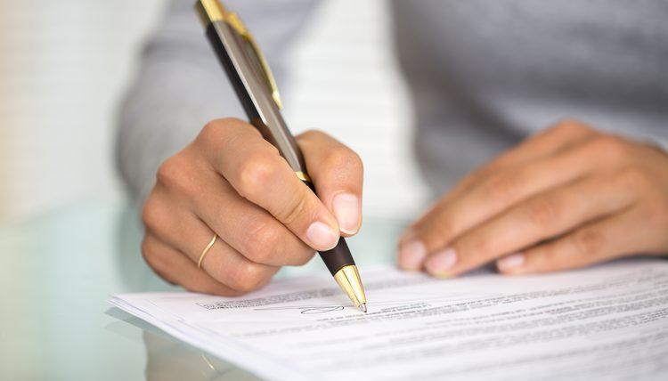 Notarized Affidavit