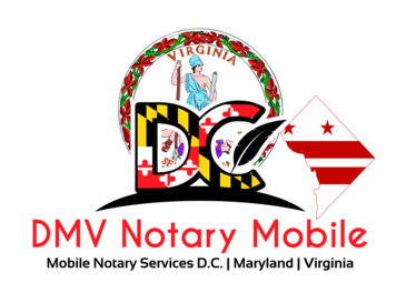 Mobile Notary Services DC Maryland Virginia