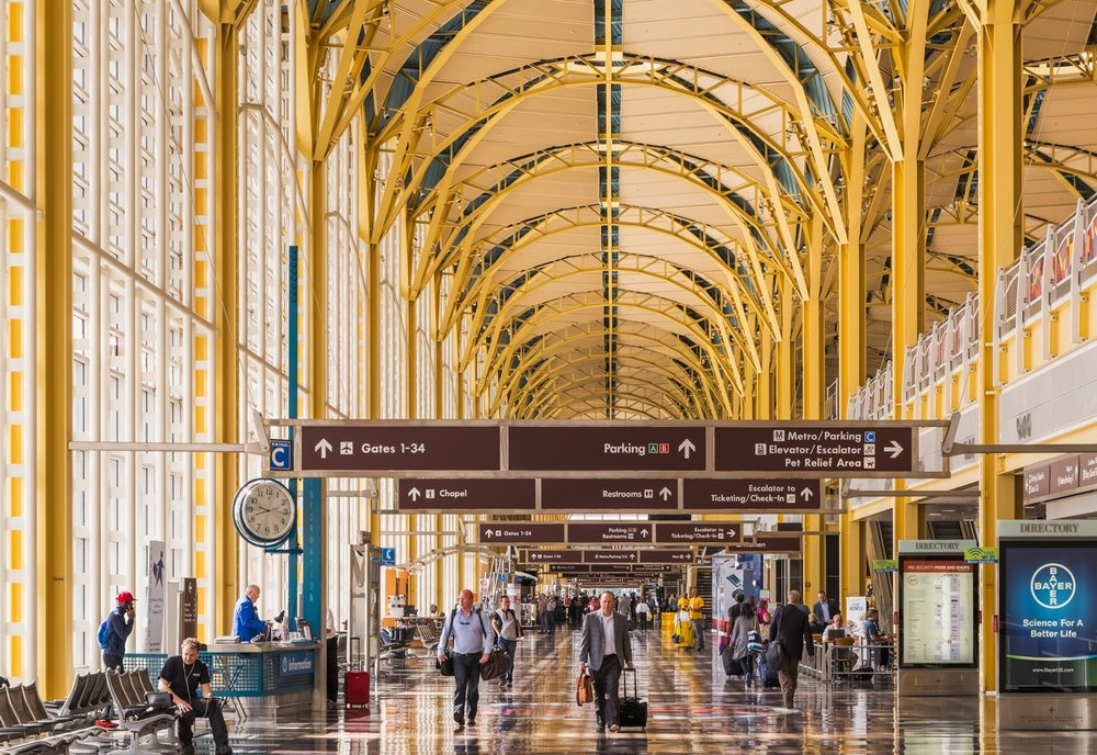 Mobile Notary Near Reagan National Airport