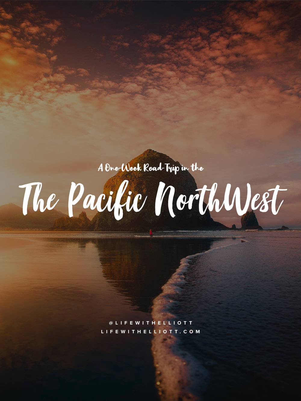 What to See on a One-Week Road-trip in the Pacific Northwest by LifewithElliott