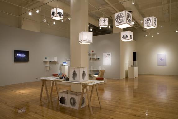 FAIR USE - Glass Curtain Gallery, 2010