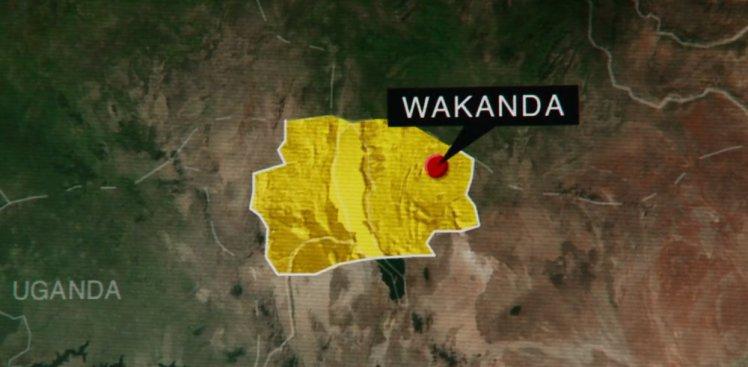 Image result for wakanda flag