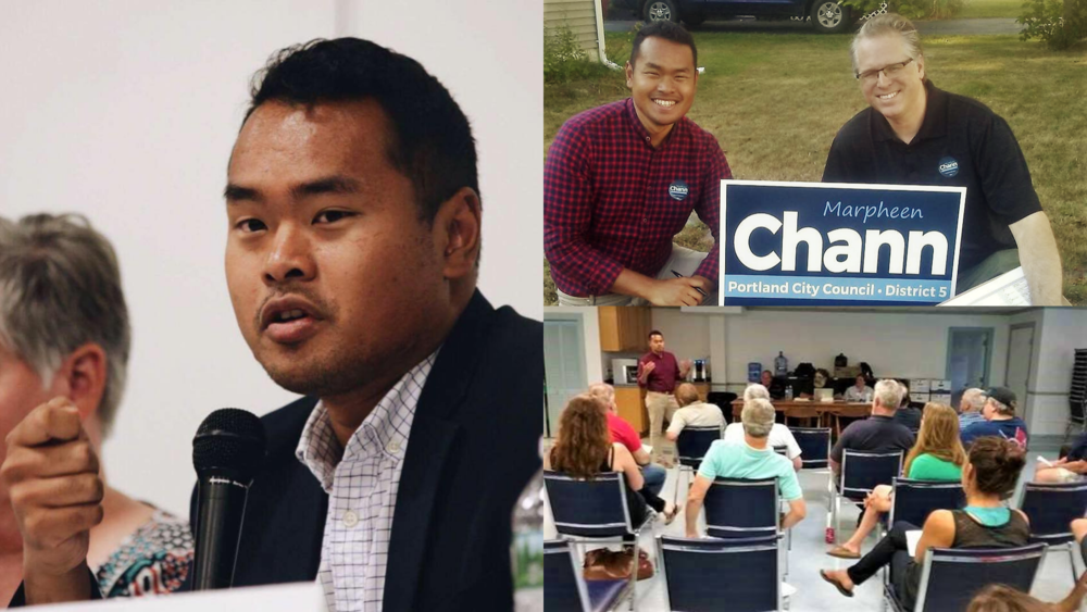 2017 - I ran for public for the first time in 2017 for city council. Although I was not successful, I met new friends and neighbors that I keep in touch with to this very day.