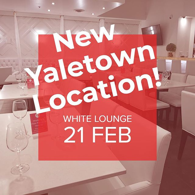 The FreeSpace team is excited to announce another upcoming partnership... drumroll please... @whiteloungevan will be opening their doors to FreeSpacers beginning on Thursday February 21 at 8am! Feel free to drop by beforehand to choose your seat and checkout their awesome happy hour menu with drinks starting at $4. 🍷 . . . . . #coworking #startup #startuplife #supportlocal #launch #vancity #vancitybuzz #digitalnomad #freelance #freelancer #dailyhivevan #solopreneur #yaletown #vancityfeature