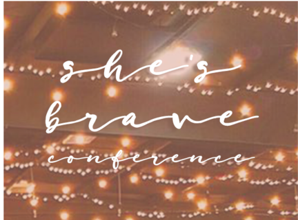 She's Brave Conference - Join women from all over the country sharing their truth, real and present on March 23, 2019. Our speakers are highly curated for the She's Brave community, and we know from previous attendees that this is a place to fill your heart with encouragement, substance, and sisterhood