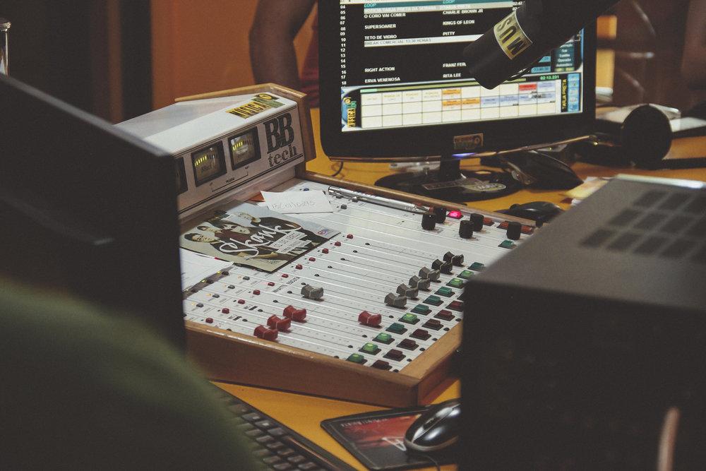 INTERNET RADIO IMAGING - Subscription services available.