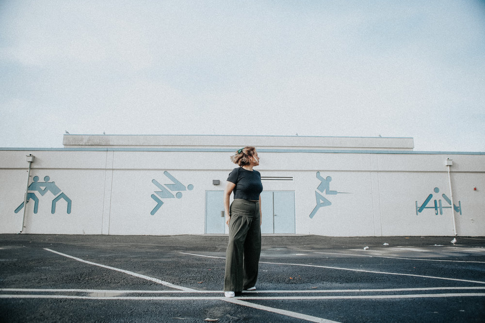 Christina-Topacio - Profresh - Tyler - Topacio - Los Angeles-Influencer - Content - Creator - Straight To Hell Defector Jacket