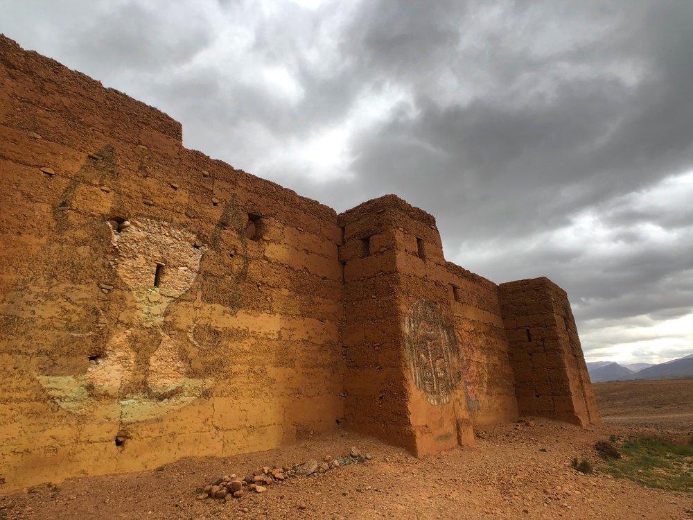 art in the desert