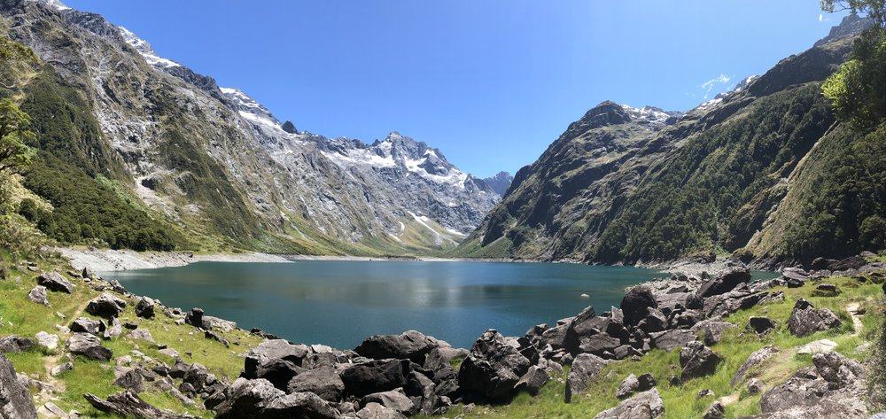 Lake Marion, Fiordland National Park