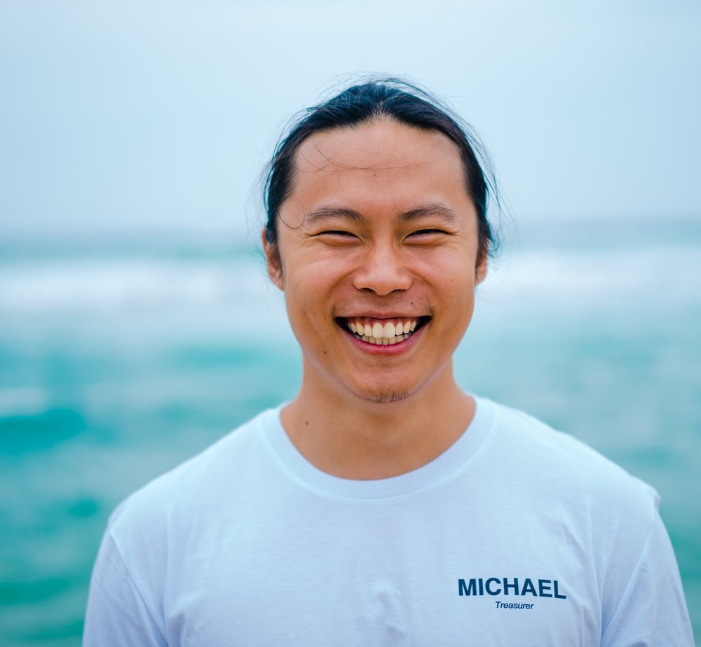 TreasurerMichael Duan - Caviar tastes on a tin tuna budget is how the University of Sydney's Michael enjoys his time. He takes on this challenge with the treasury of GHC 2019 to create an unforgettable conference without breaking anyone's bank. Michael will be working with the Sponsorship portfolio to ensure that all delegates and sponsors have a value orientated, globally conscious experience.