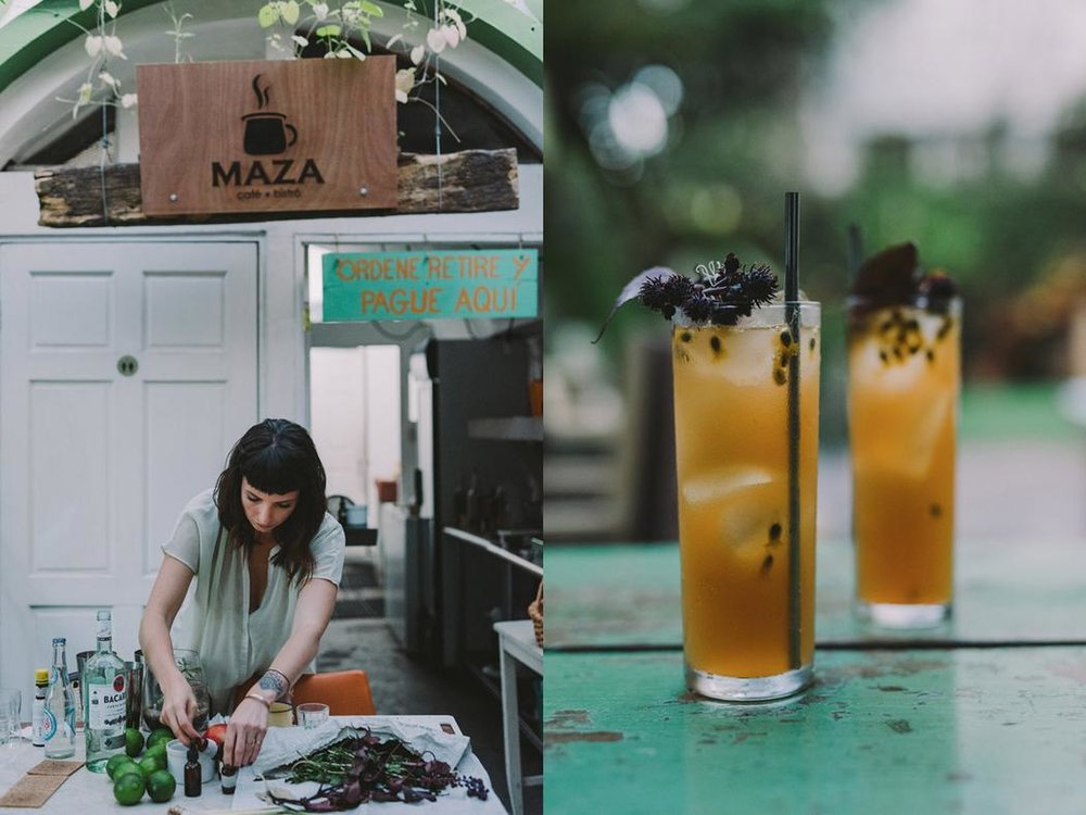 Munches Vice - Slow Food & Jungle Bartending