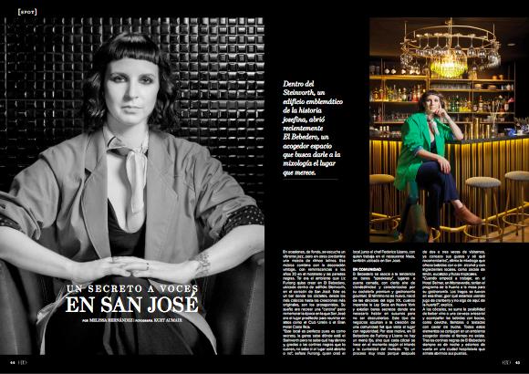 Ego Magazine - Un Secreto a Voces en San Jose