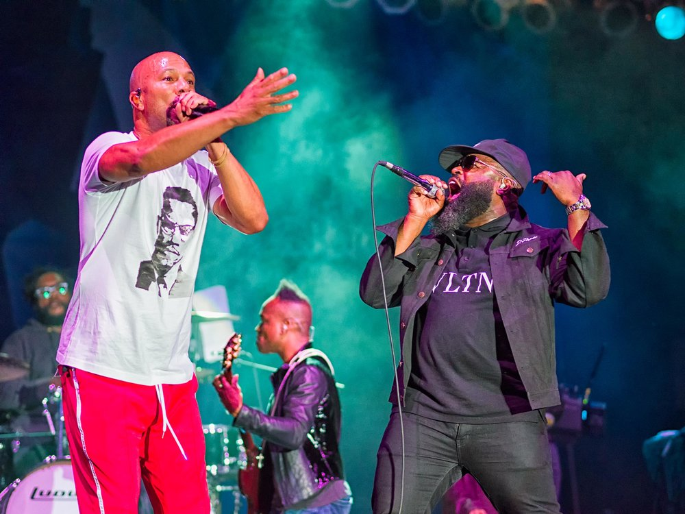 Common and the Roots -