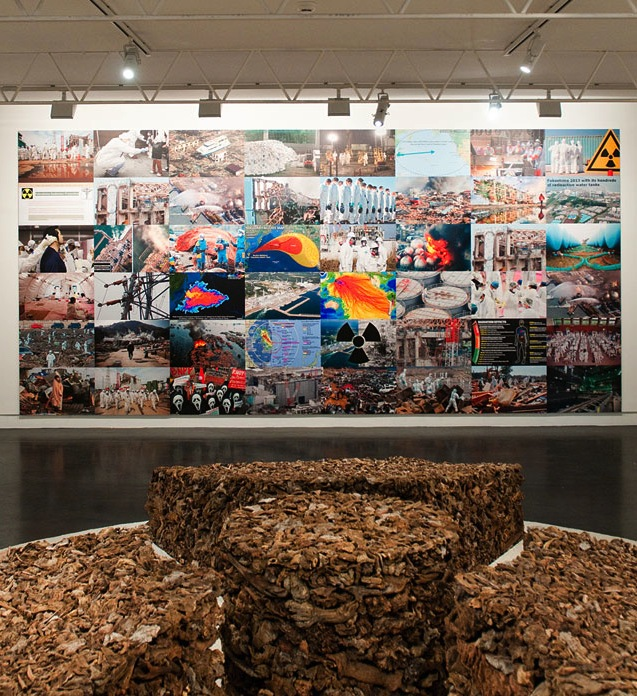 James Darling & Lesley Forwood's  Sign of the Times  at Hugo Michell Gallery, 2014