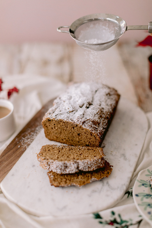 gingerbread spice bread