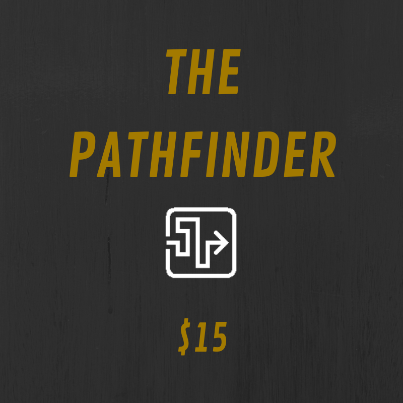 The Pathfinder tier comes with some kick ass benefits. You get access to annotated scripts and bonus content such as Q&As and episode discussions. Plus, you get a cool sticker to place wherever you want  In addition to that, you get a handwritten note sent to you from the creator of Fracture, Claire Wright, as well as a recorded, personalized shout out from the voice of Gwen Ortiz, Aela, herself! We even post it on social media for all to see.