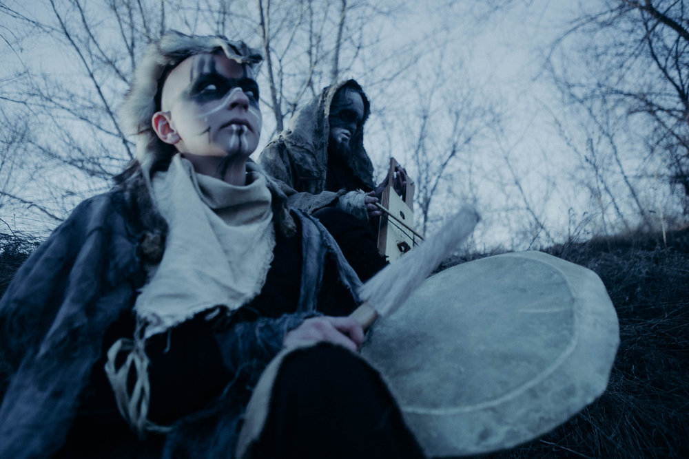 Nytt Land - RUS // Dark Epic Folk - Shamanic - Experimental12 giugno 2019 - h 22.00