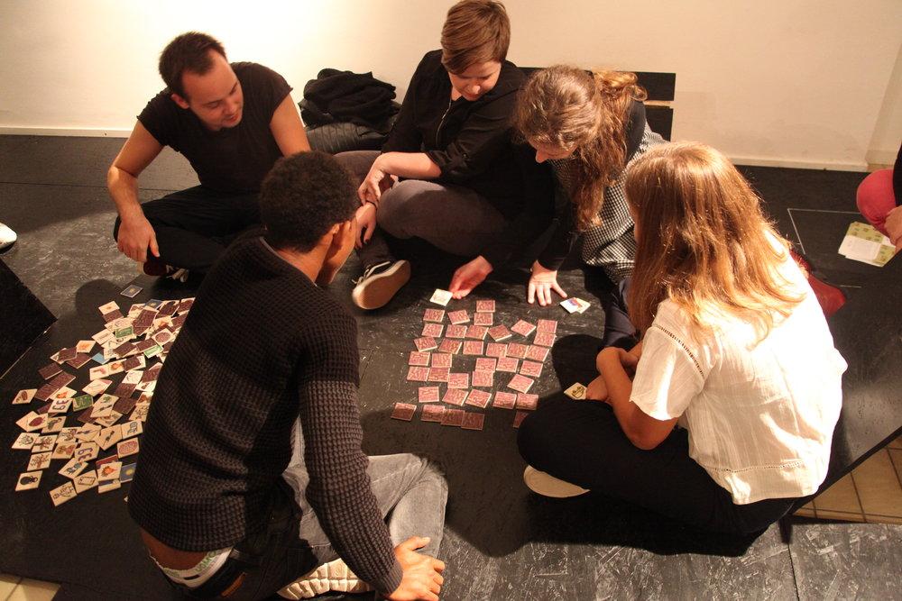Dnevna soba - Prostor ustvarjalnih srečanj