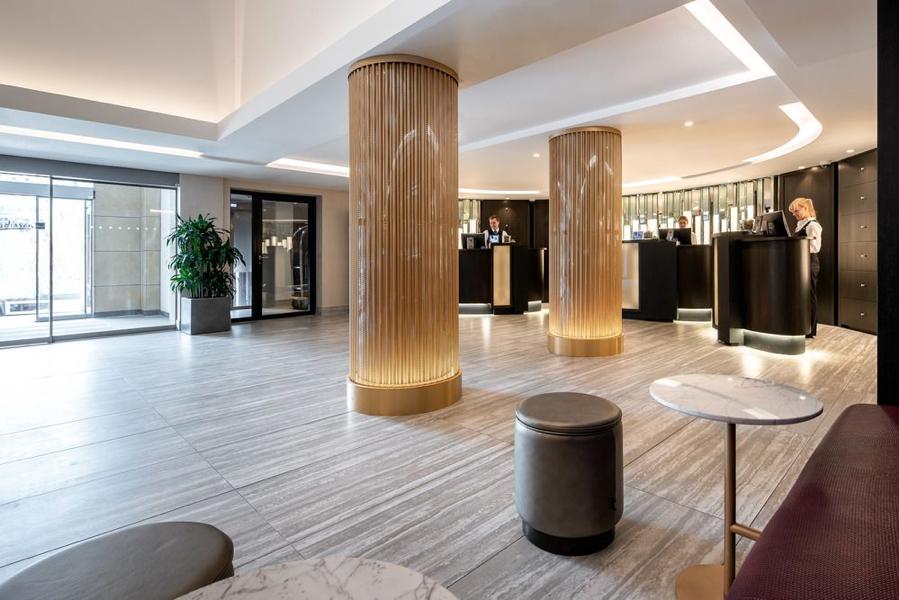 Radisson BLU Astrid Hotel – Hotel Lobby
