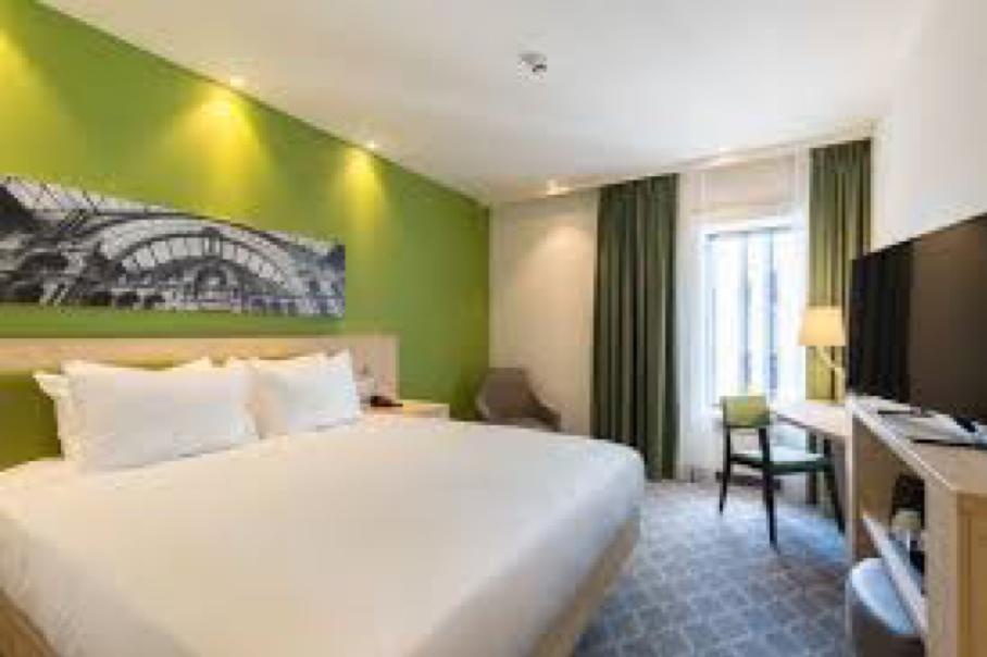 Hampton by Hilton – Rooms