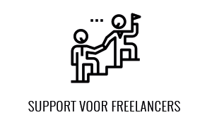 Support voor freelancers | Diensten WildChild Agency
