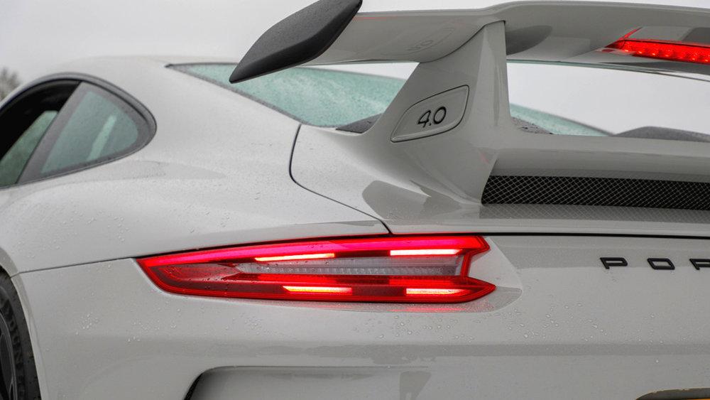 Porsche 911 GT3 - 2018 4.0 CLUBSPORT£159,995
