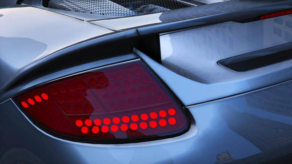 Porsche CARRERA gt - 2005 5.7LTR CARRERA GT£750,000