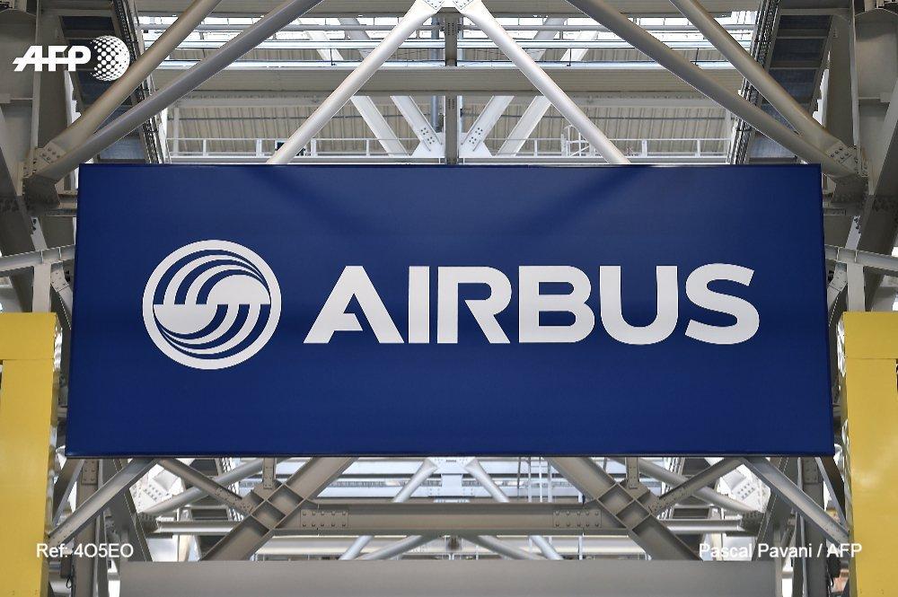 Après Altran, Airbus victime d'une cyberattaque mercredi 30 janvier 2019. Crédit photo ©Pascal Pavani / AFP