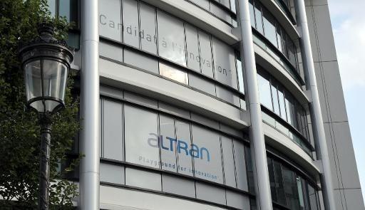 """Altran, géant français du conseil en technologie, a été la cible ce 24 janvier d'un ransomware """"cryptolocker"""" qui a affecté ses services commerciaux européens © AFP/Archives"""