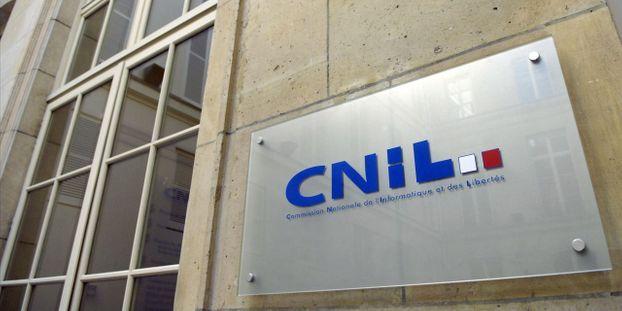 Une trentaine d'entreprises épinglées par la CNIL 9 mois après l'entrée en vigueur du RGPD © STEPHANE DE SAKUTIN / AFP