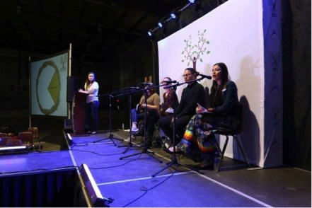 Public Speaking Event-Vibrant Roots Youth Conference