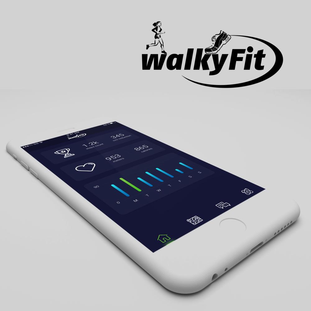 Blockchain based app for activity tracking