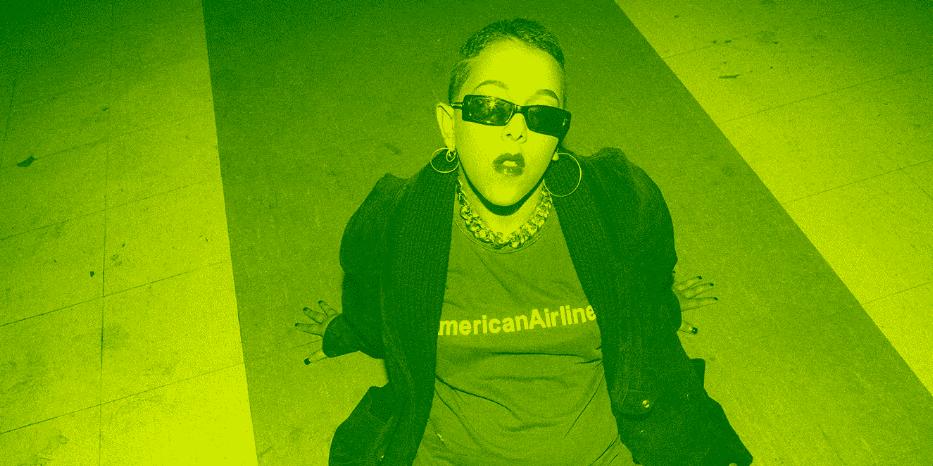 Baile funk in ten tracks with badsista -