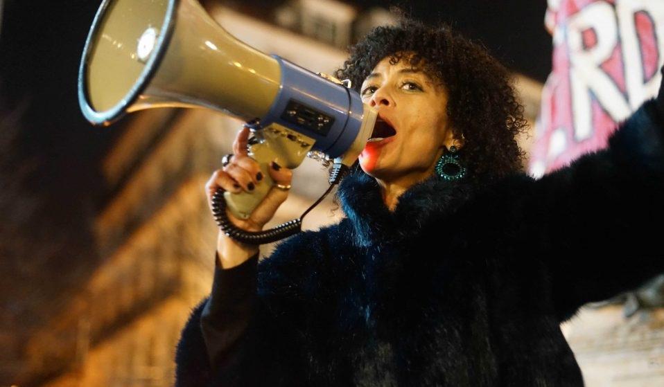 Activism report for Huck -
