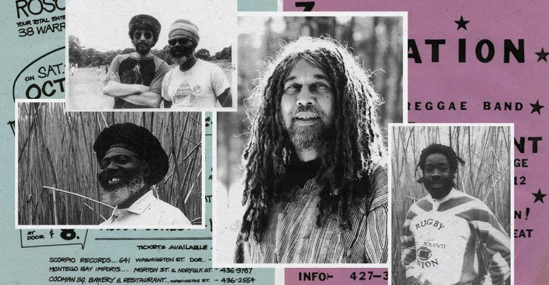 Take Us Home: The Story of Roots Reggae in Boston - For Bandcamp