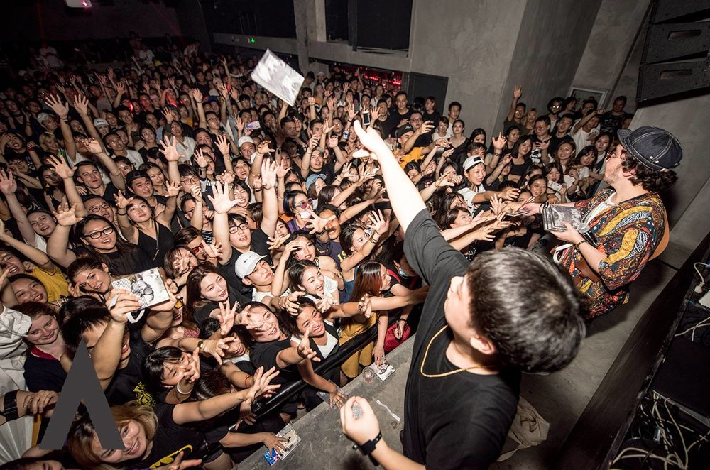 How underground club music in China is thriving against the odds - READ HERE