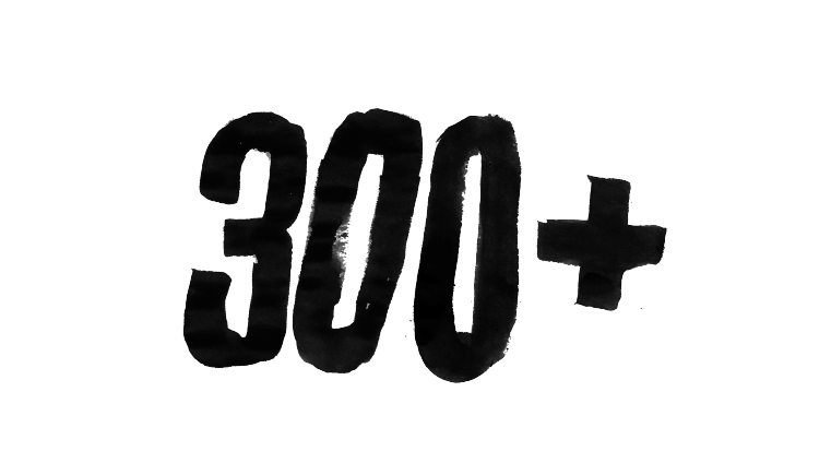 300+ Squarespace websites built -