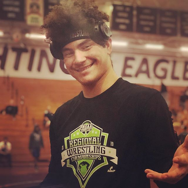 One of our Senior Captains (182lb David Negron) made it to the 2nd day of our regional tournament (the toughest region in Florida). Unfortunately he does not advance on but this smile shows that this sport does not define the man he has become. Yes, it has helped humble and mold him into the amazing athlete that he is. We hope we get more athletes with his same passion, drive, and focus as we begin to regroup for next season.  David, you are and will forever be one of the great Titans this squad has ever had. Thank you for all of your hard work and dedication of our sport.  #WinOrLearn #NeverLose #Titans #Wrestling #TitanPride 🤼♀️⚡️🤼♂️ #FHSAA 2A-R2 #Regionals