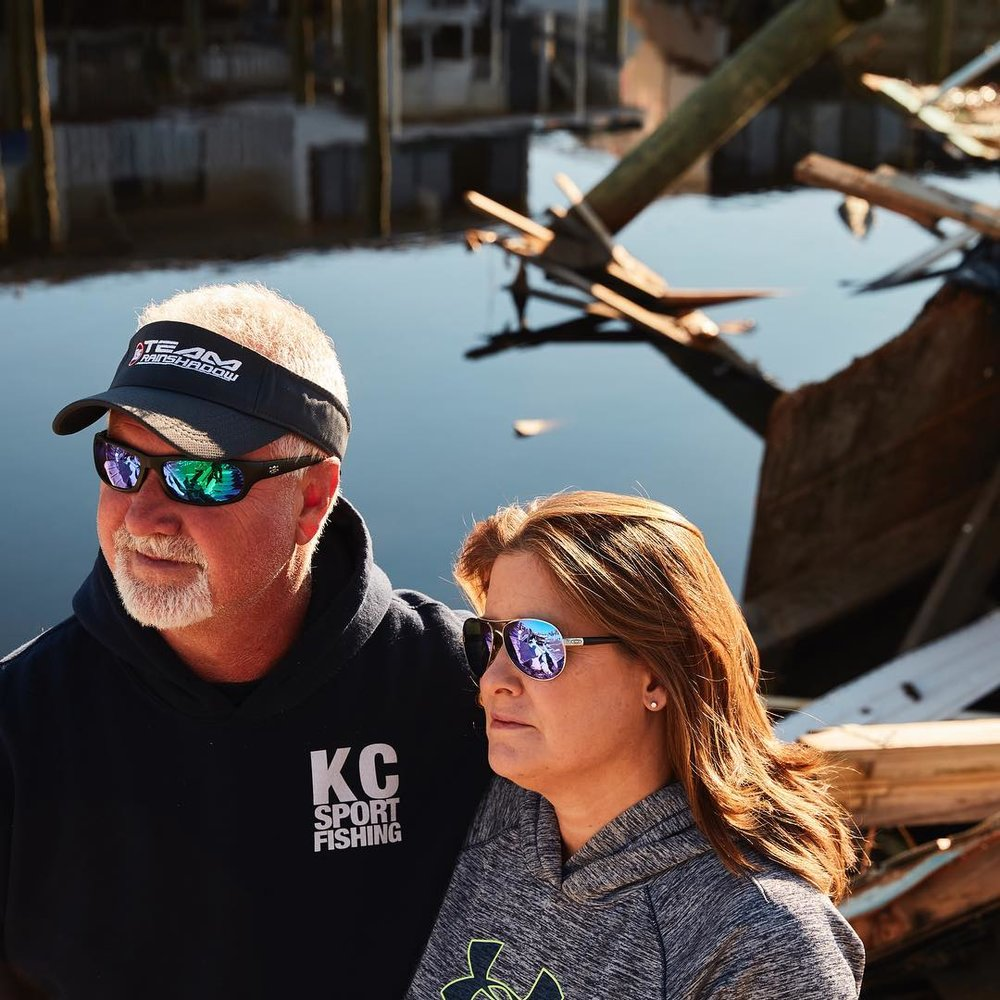 Kevin & Cyndi Lanier - KCSportfishing