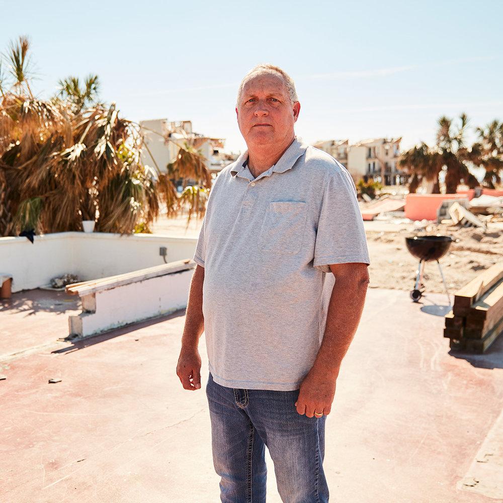 Ron Adkisson - High Tide Beach Services