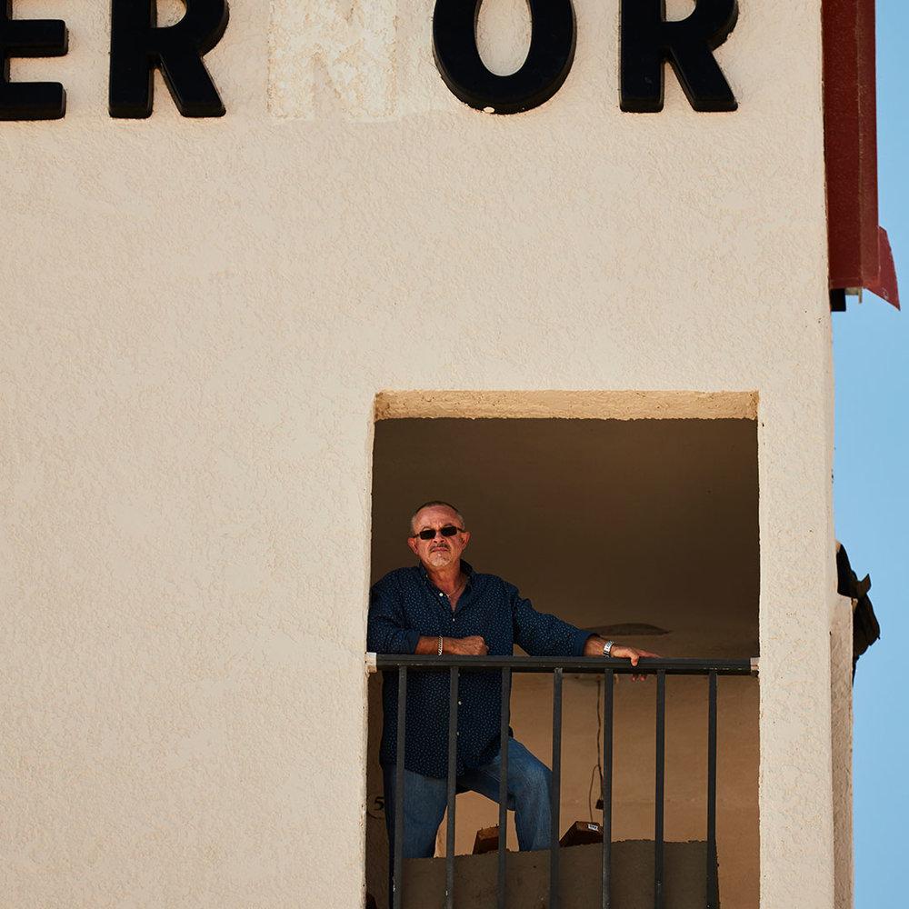 Wylie Petty- El Governor Motel
