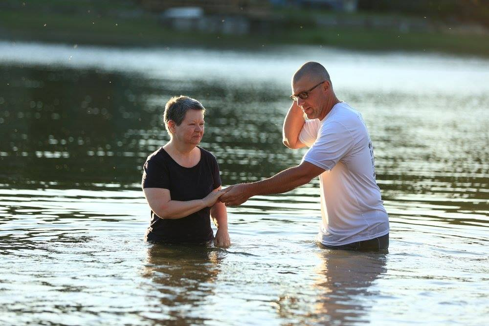 - Baptism Event 2016